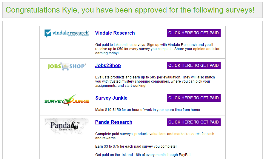 Is Survey Sheep a Scam? My Review | Kyle's Blog