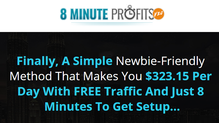 8 Minute Profits V2