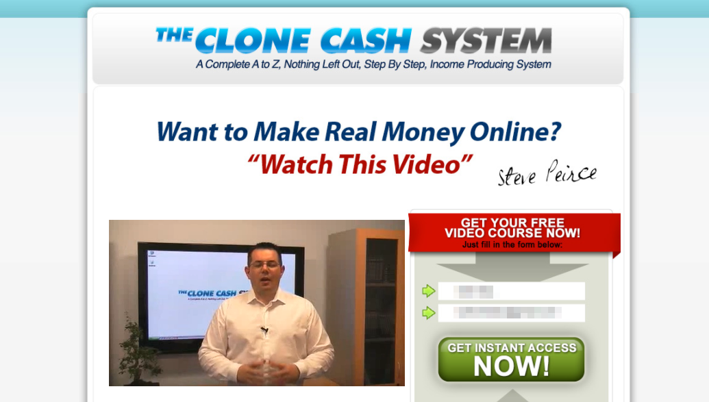 Clone Cash System