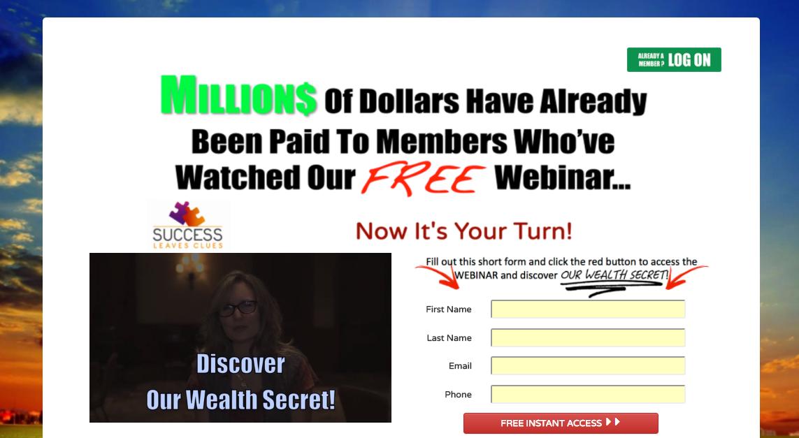 Our Wealth Secret