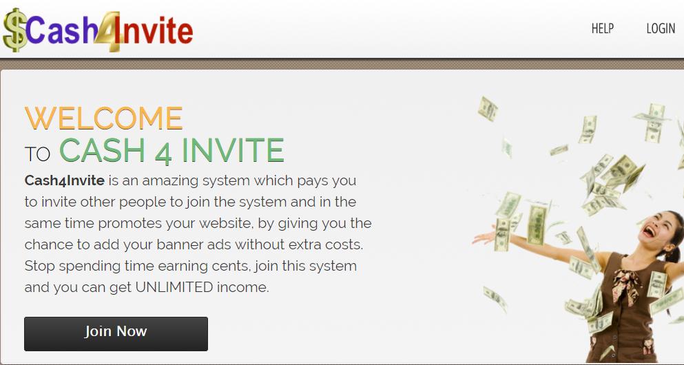 Cash4Invite