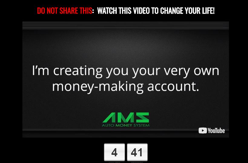 The Auto Money System