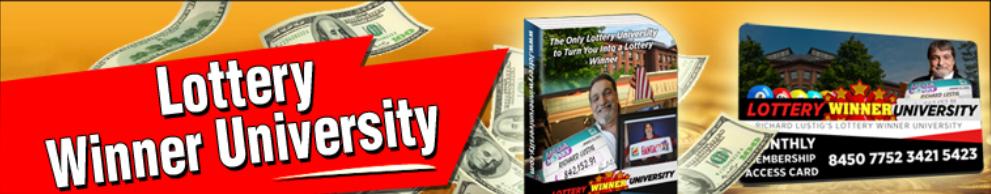 Lottery Winner University review