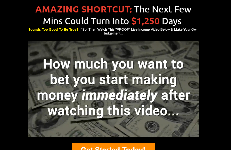 Amazing Shortcut Program
