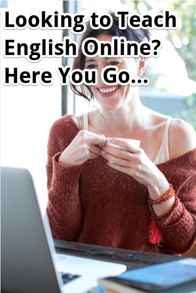 make money teaching english online