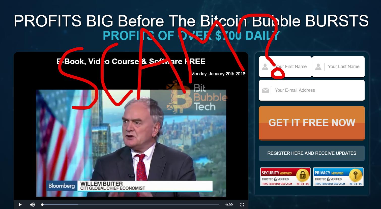 Bitbubble Tech
