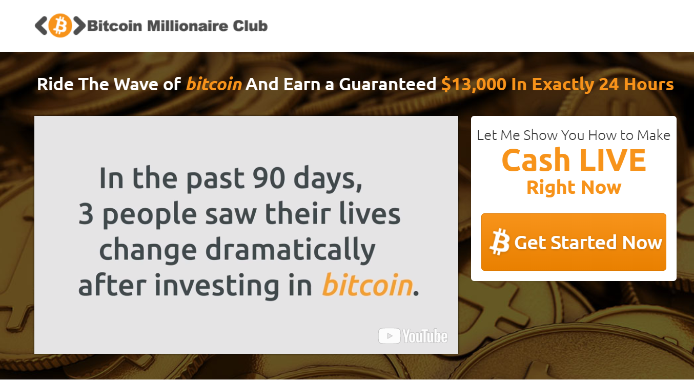 Is Bitcoin Millionaire Club a Scam? Or Can You Really Make $13,000