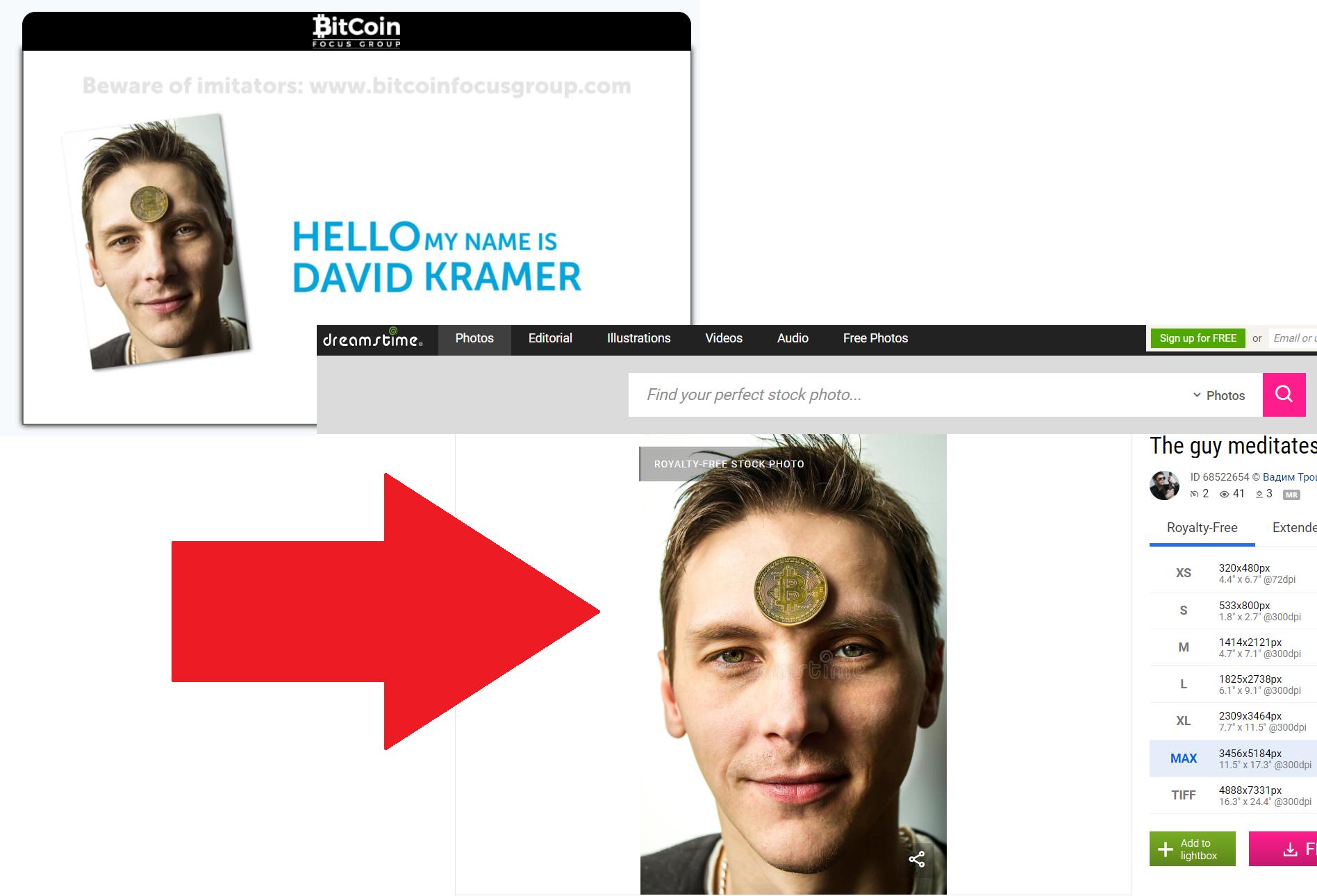 Bitcoin Focus Group David Kramer