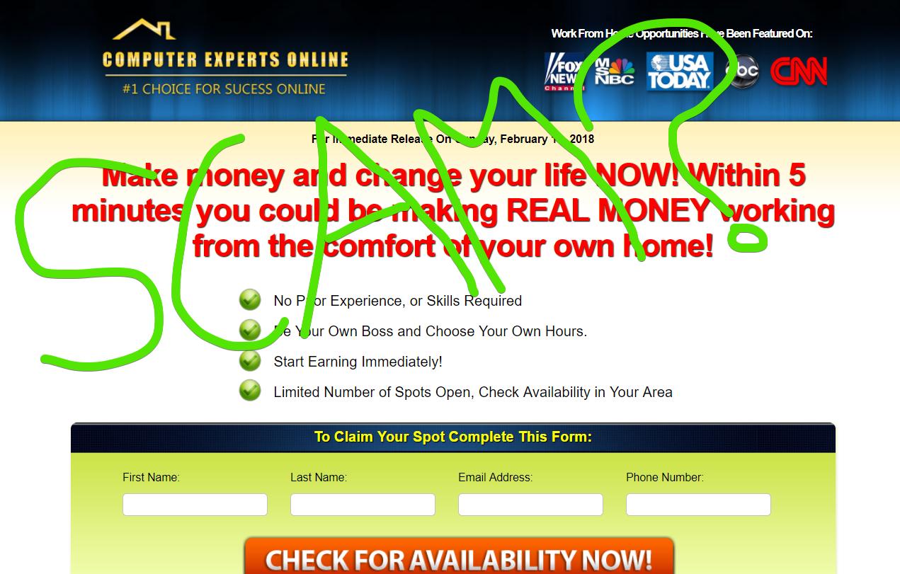 Computer Experts Online