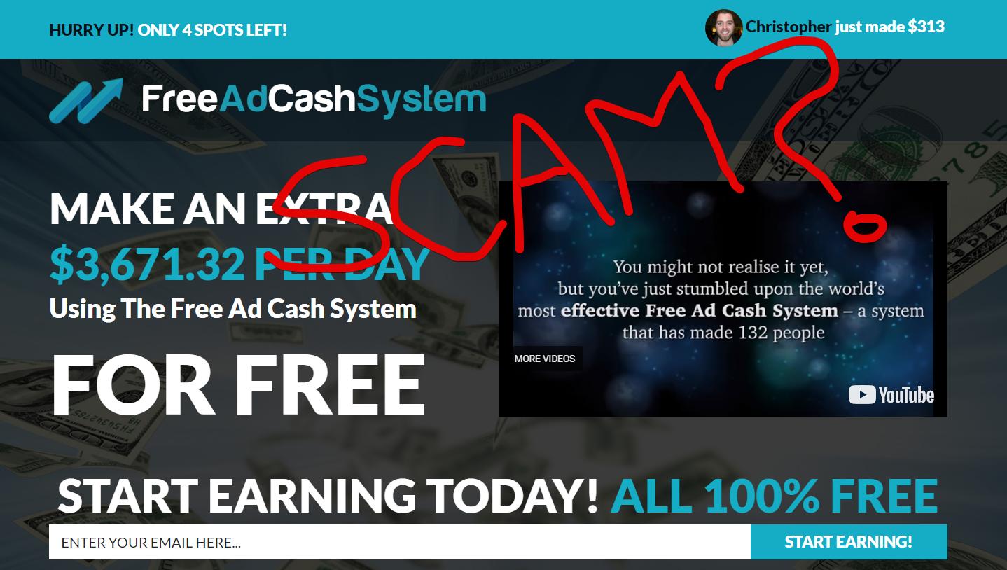FreeAdCashSystem