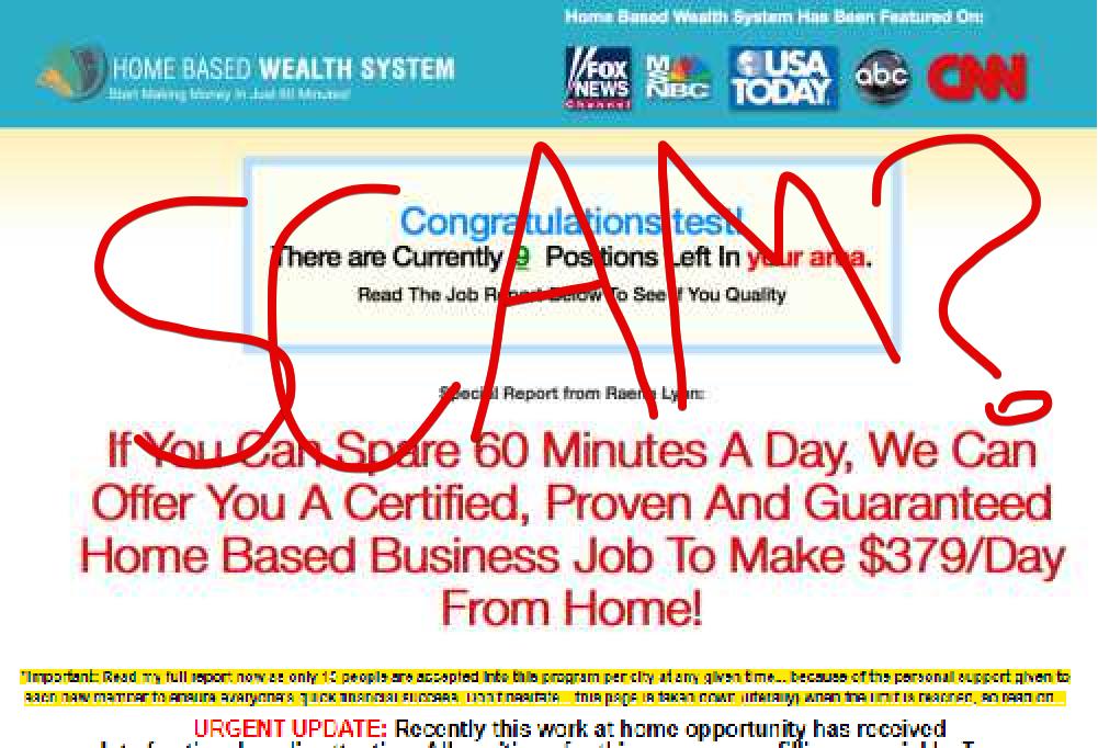 Home Based Wealth System