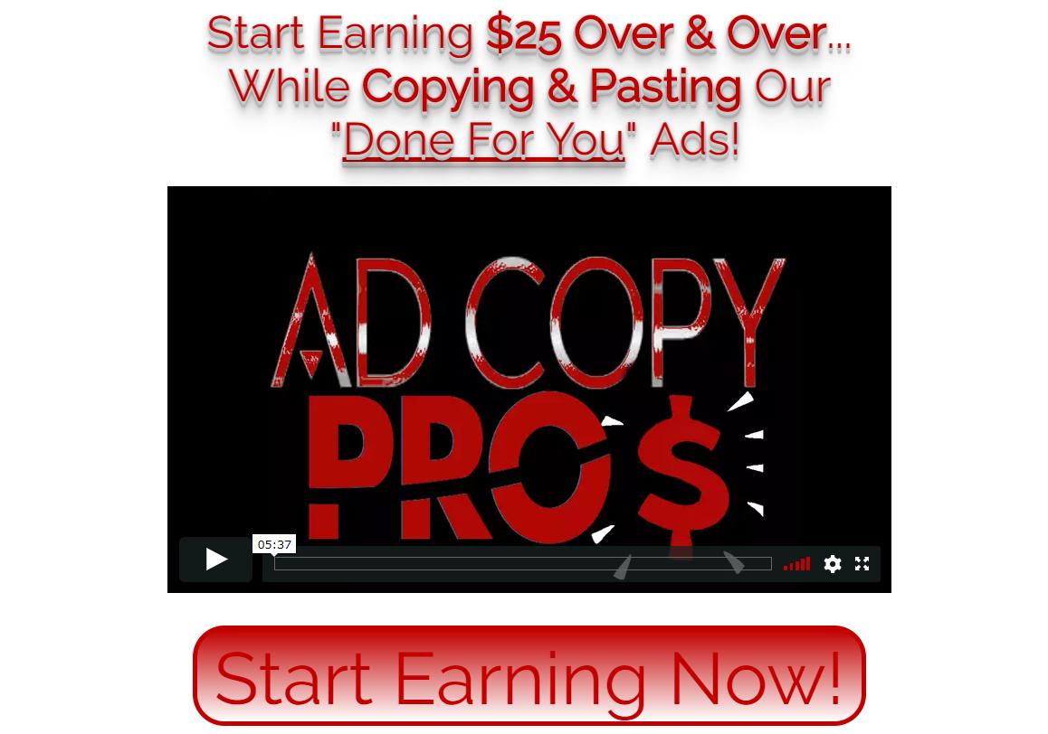 Ad Copy Pros