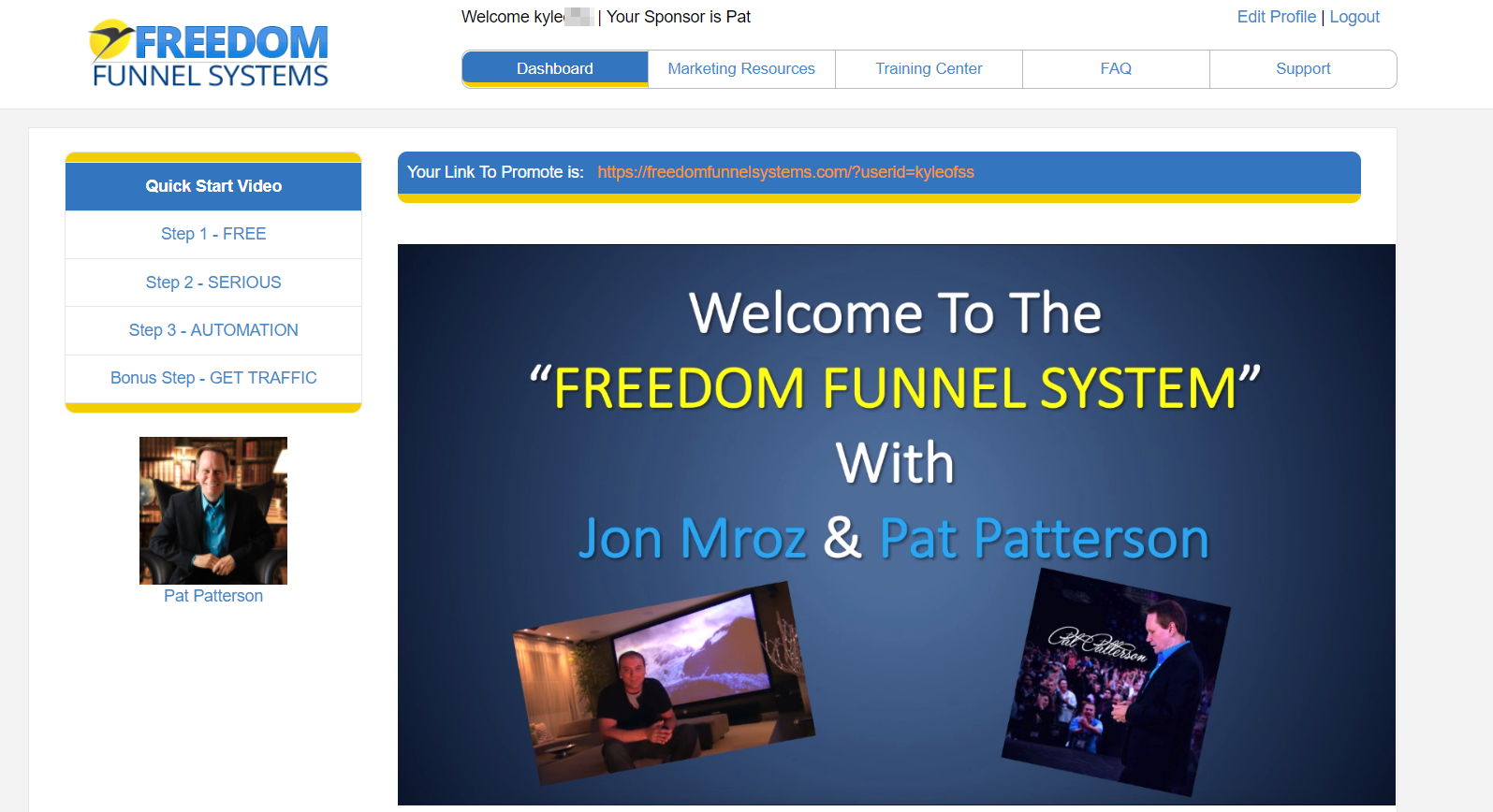 Freedom Funnel Systems Review