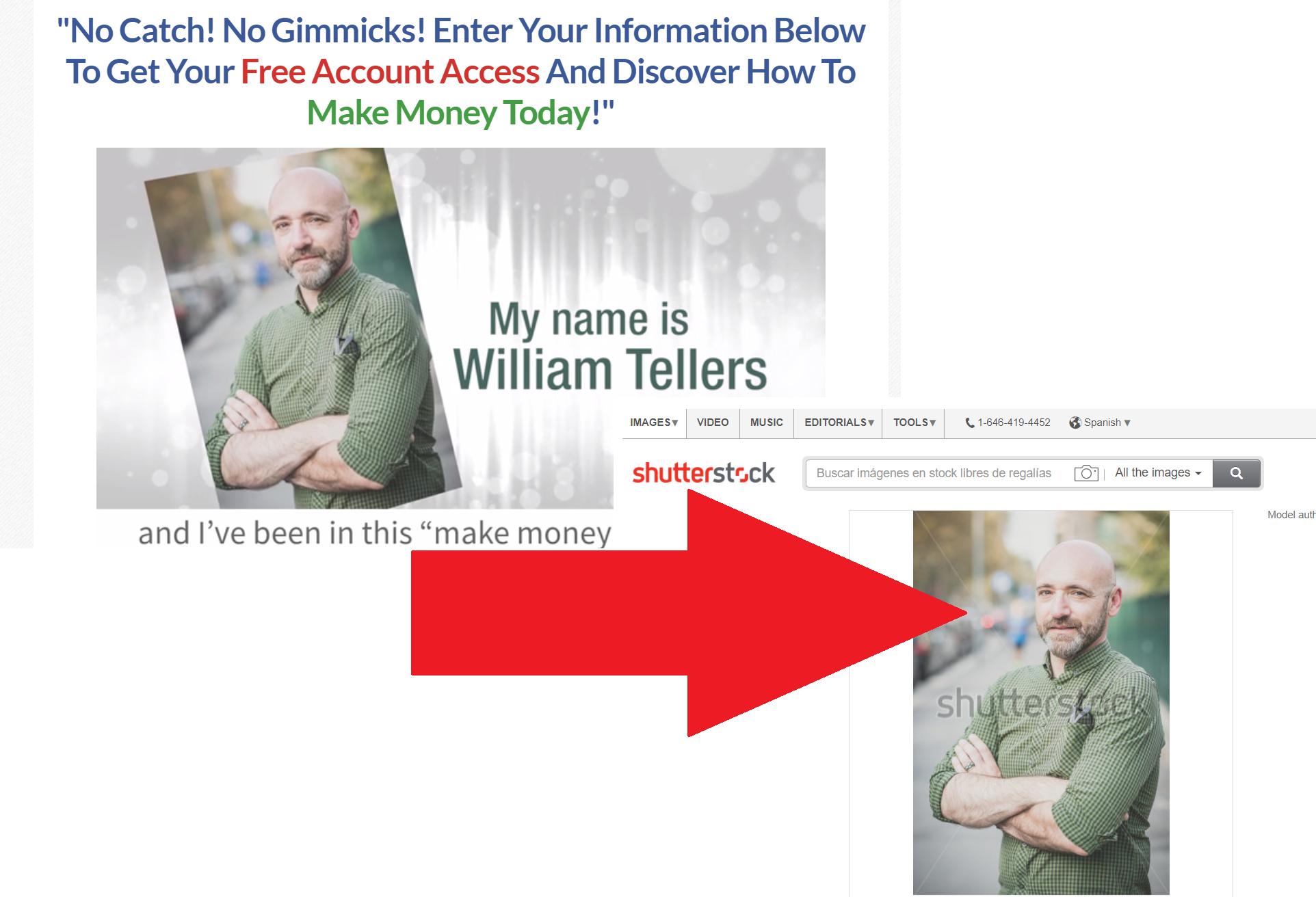 Free Biz Account William Tellers