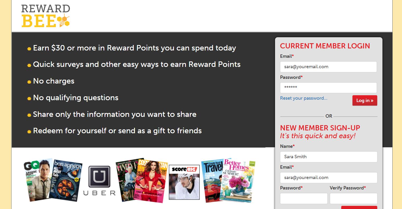 Is Reward Bee a scam