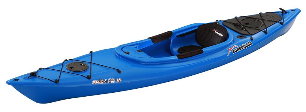 Sun Dolphin Aruba 12 SS Kayak Review