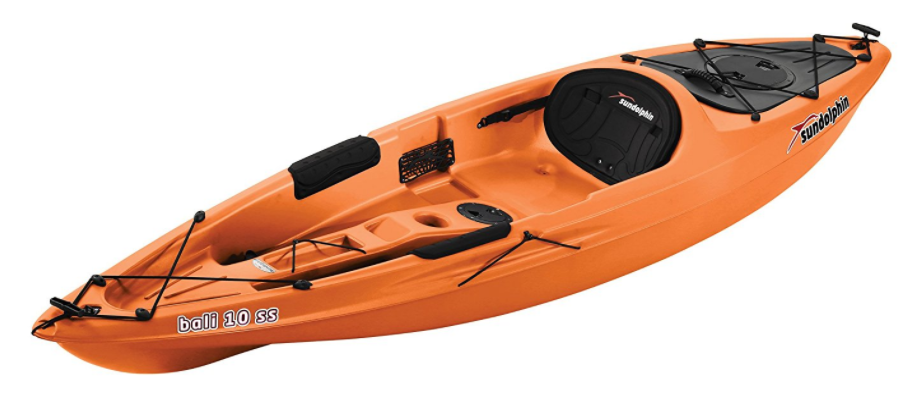 Sun Dolphin Bali 10 SS Kayak Review