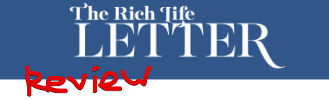 The Rich Life Letter