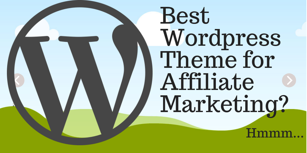 What Is The Best Wordpress Theme for Affiliate Marketing_