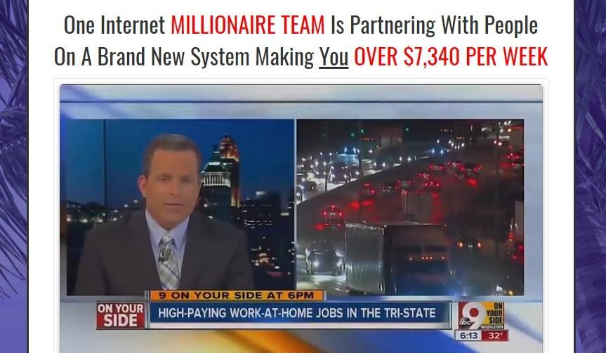 Your Profit Team scam