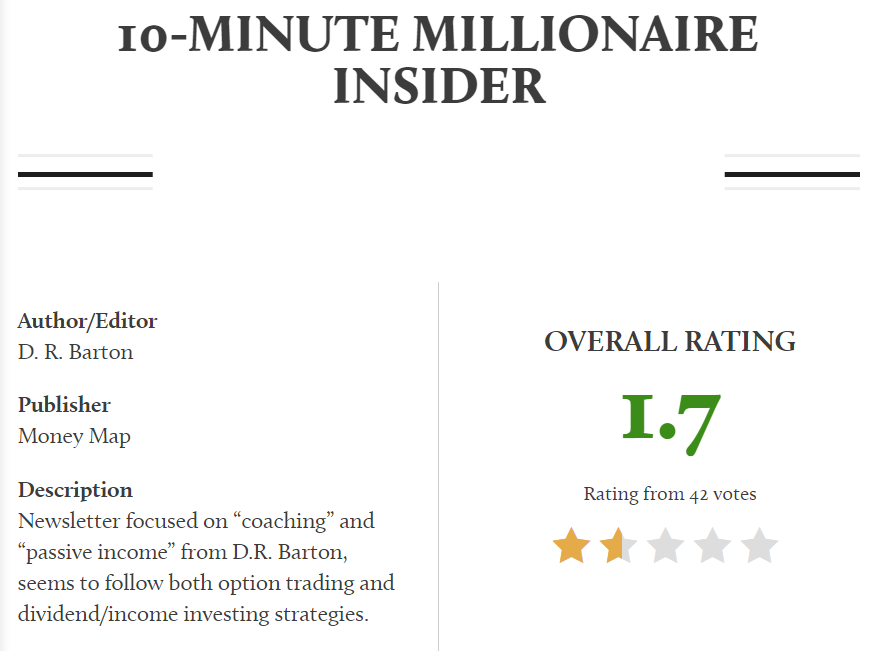 10 Minute Millionaire Review – Another Scam? | Kyle's Blog