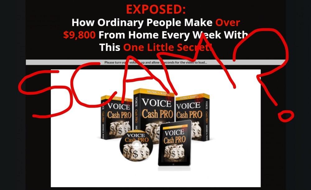 voice-cash-pro-scam