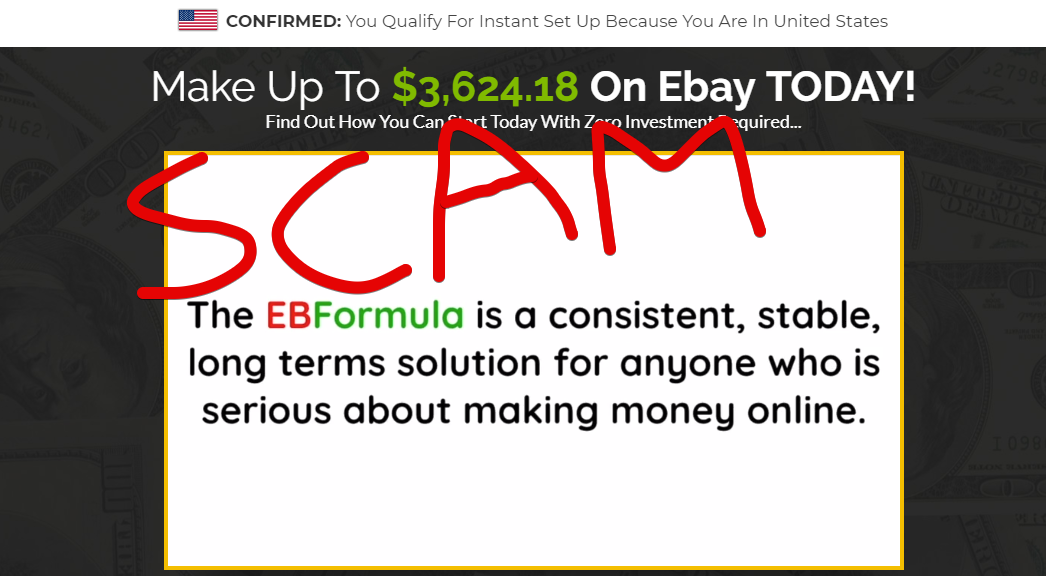 The Eb Formula Scam
