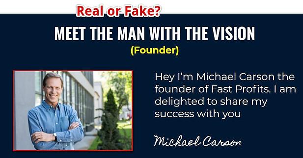 Fast Profits.Online Michael Carson