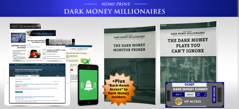 What are Dark Money Spikes? – Scam Teaser or Investment