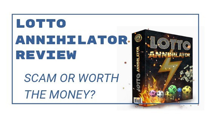 Lotto Annihilator Scam