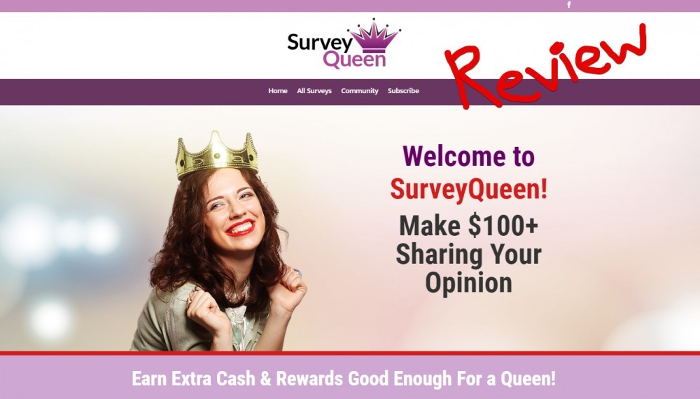 Survey Queen scam