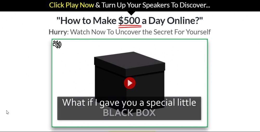 Point 2 Click Profits scam